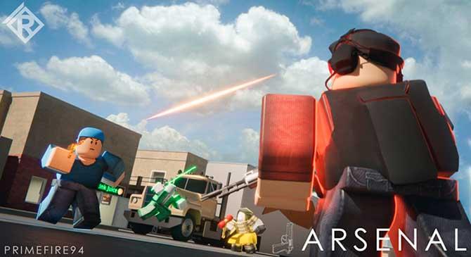 arsenal roblox