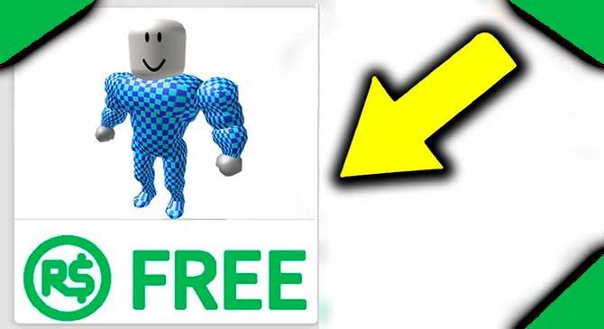 cosas gratis roblox
