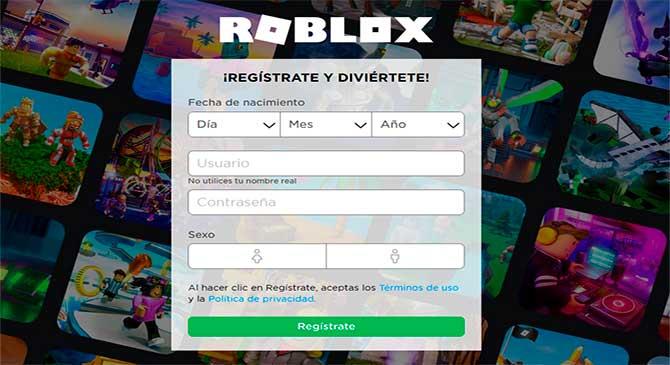 instalar roblox