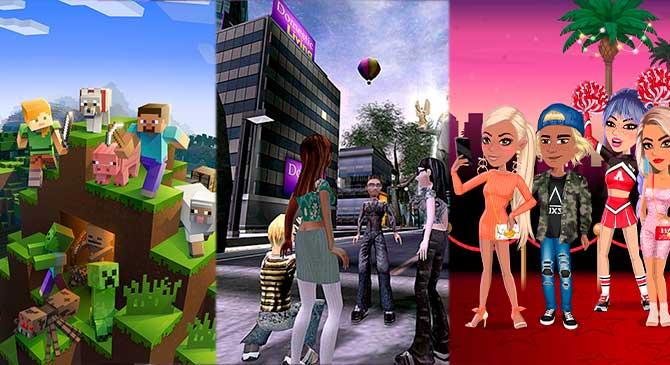 juegos como roblox