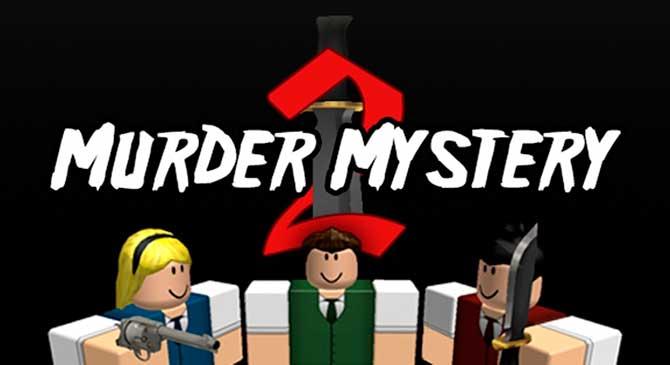murder mistery roblox